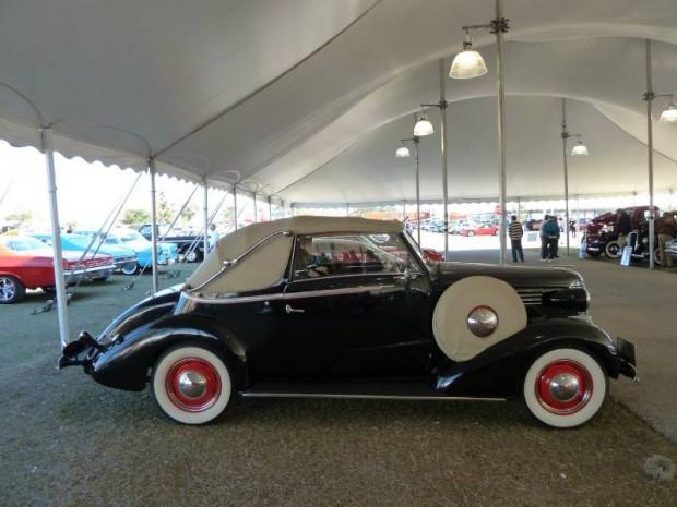 1938 Chevrolet Master Cabriolet