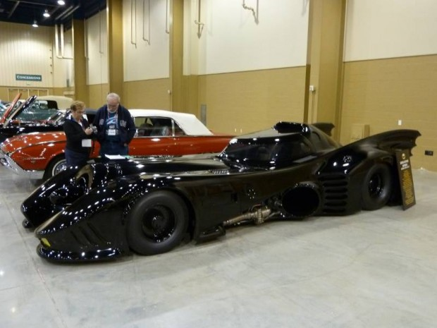 Batmobile Batman Returns Movie Car