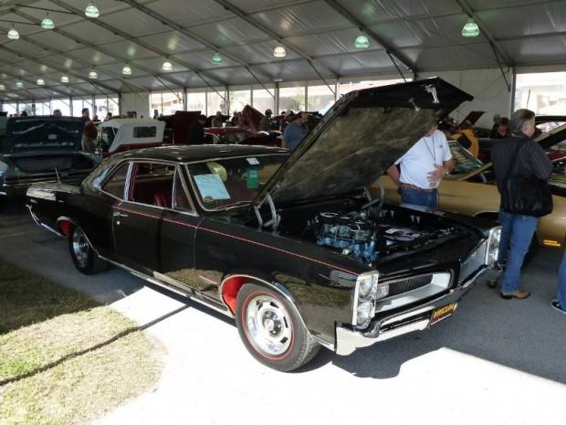 1966 Pontiac GTO 2-Dr. Coupe