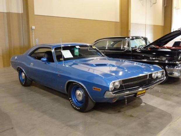 1970 Dodge Challenger Hemi