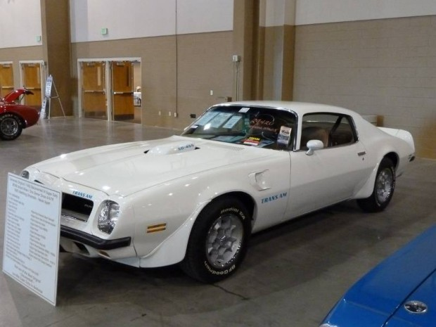 1974 Pontiac Firebird 2-Dr. Hardtop Super Duty