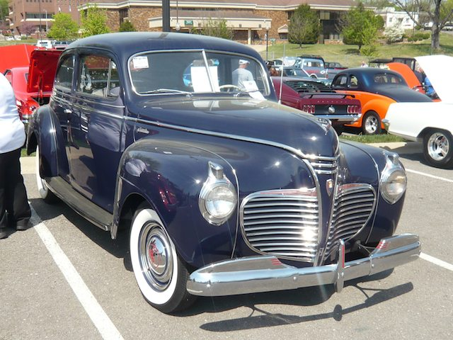 Branson collector car auction results spring 2010 for 1941 plymouth deluxe 4 door