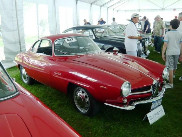 1966 Alfa Romeo Giulia Sprint Speciale Coupe