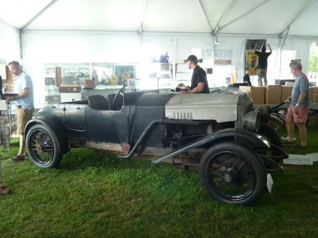 1926 Vauxhall 30-98 OE Velox Tourer