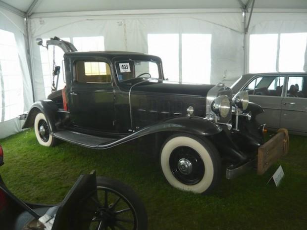 1932 LaSalle 345B Wrecker