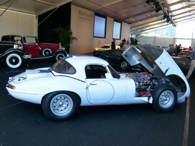 1963 Jaguar XKE SI Lightweight Replica