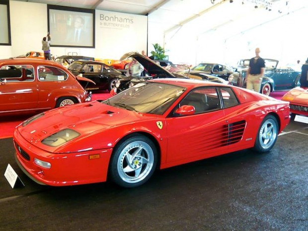 1996 Ferrari F512 M Berlinetta