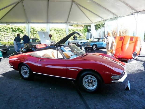 1967 Fiat Dino Spyder, Body by Pininfarina