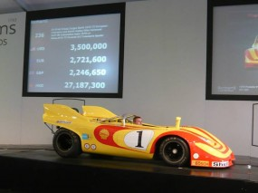 Porsche 917 Spyder at Bonhams Quail Lodge Auction
