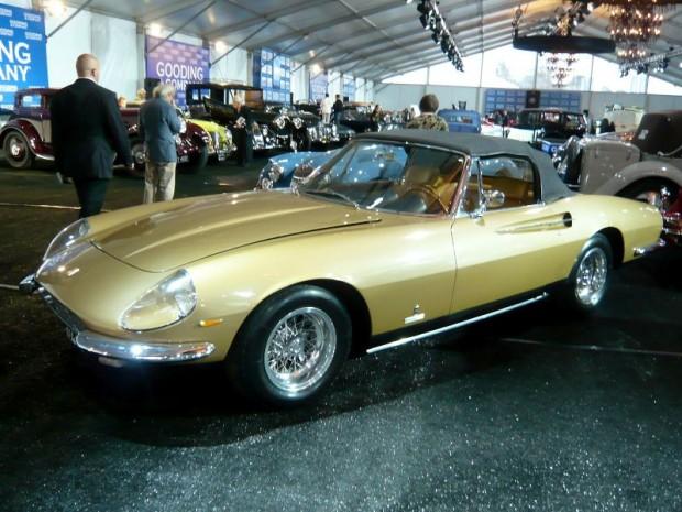 1966 Ferrari 365 California Spider