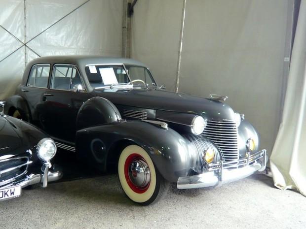 1940 Cadillac Sixty Special 4-Dr. Sedan