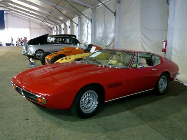 1970 Maserati Ghibli Coupe