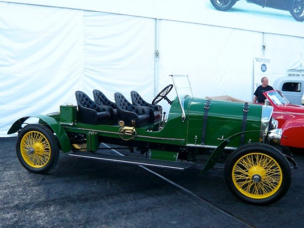 1921 Napier T75 40/50hp Gentleman's Roadster