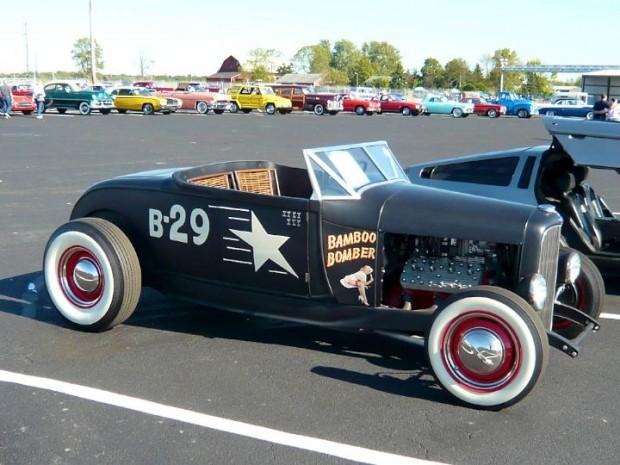 1932 Ford High Boy 'Bamboo Bomber'