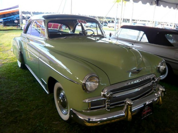 1950 Chevrolet Bel Air 2-Dr. Hardtop