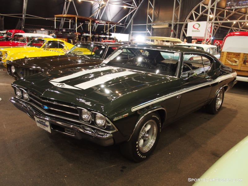 Barrett Jackson Pratte Collection 2015 Tuesday Auction
