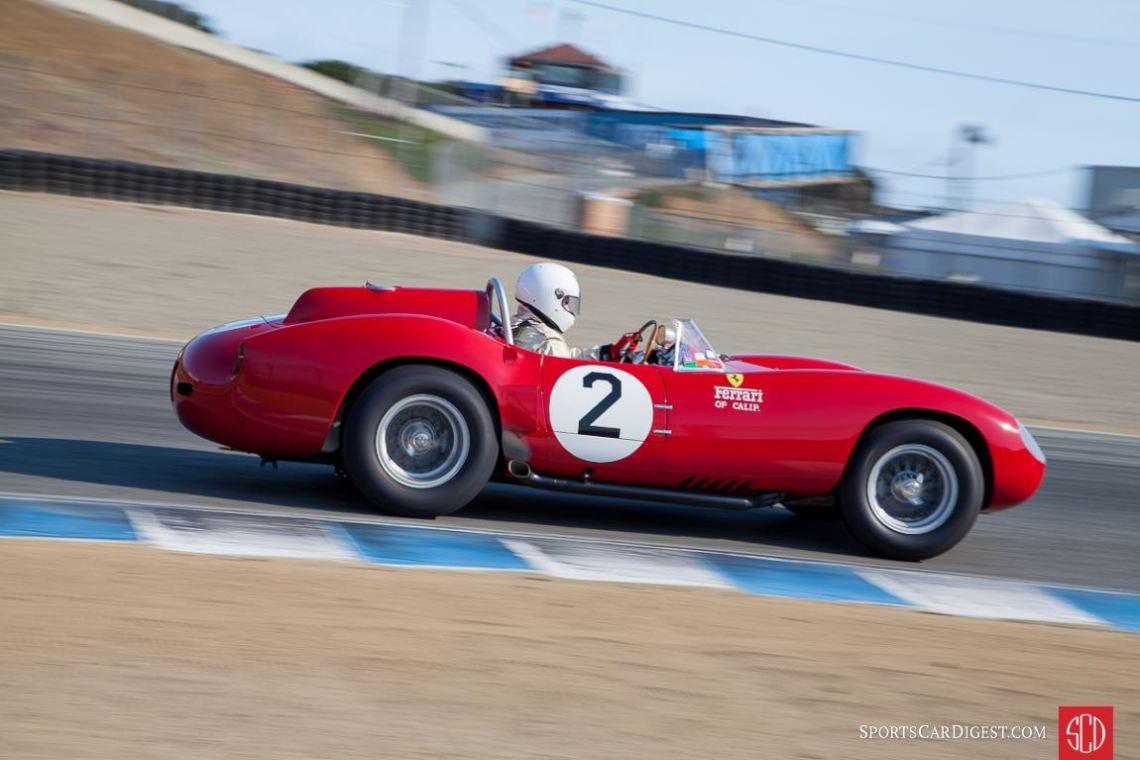 Chris Cox - Ferrari 412MI