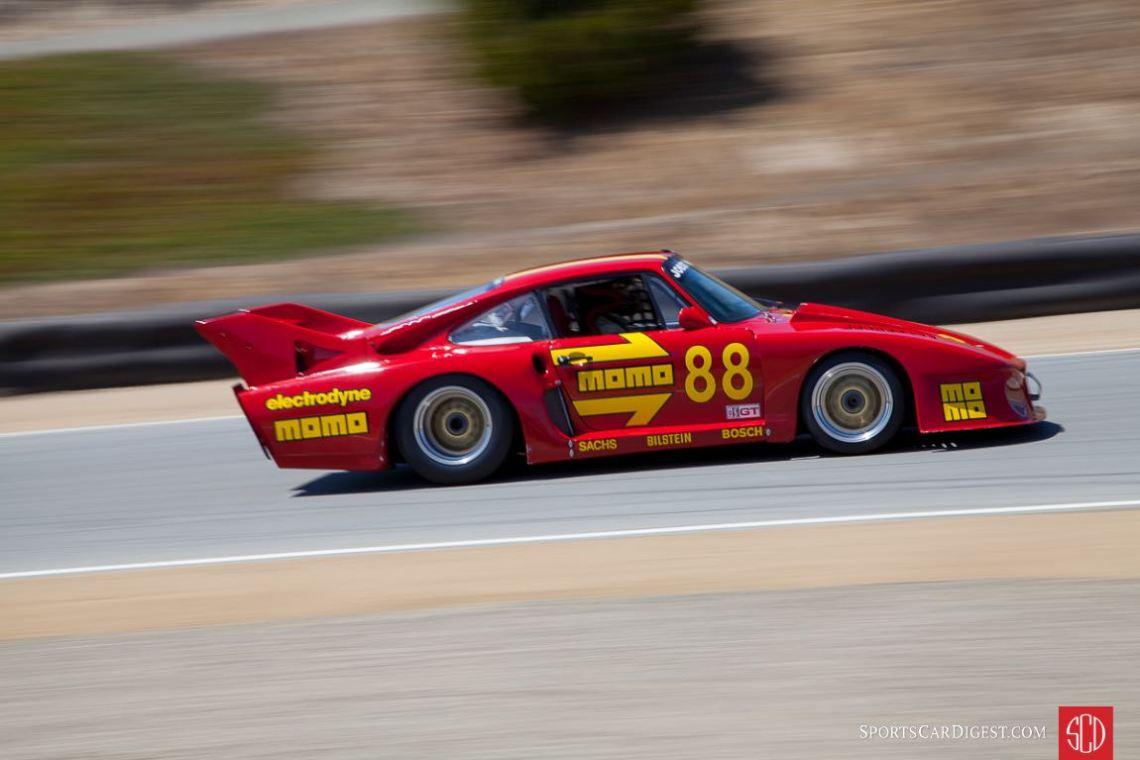 William E. (Chip) Connor - Porsche 935J