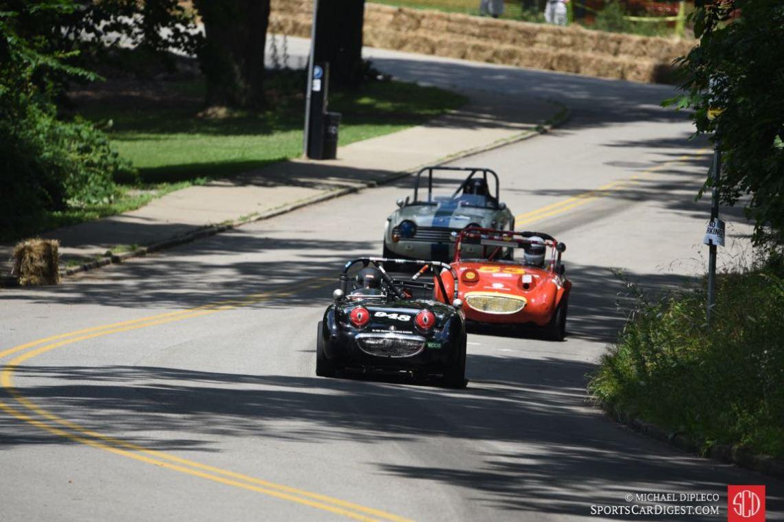 1958 Austin-Healey Sprite- Jeff Graham.