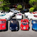 Peter Klutt Collection at Gooding Pebble Beach 2015
