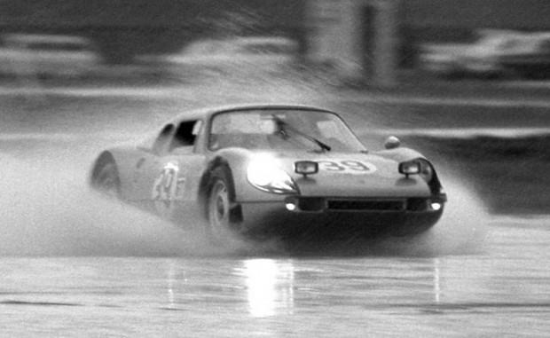 Porsche 904 at Sebring 12 Hours, 1965