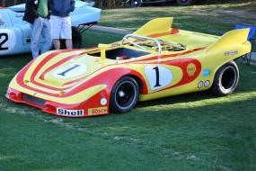 Amalfitano Porsche 917 at Amelia Island Concours