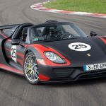 Porsche Celebrated at 2013 Monterey Car Week