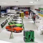 Porsche Museum Exhibits Transaxle Models