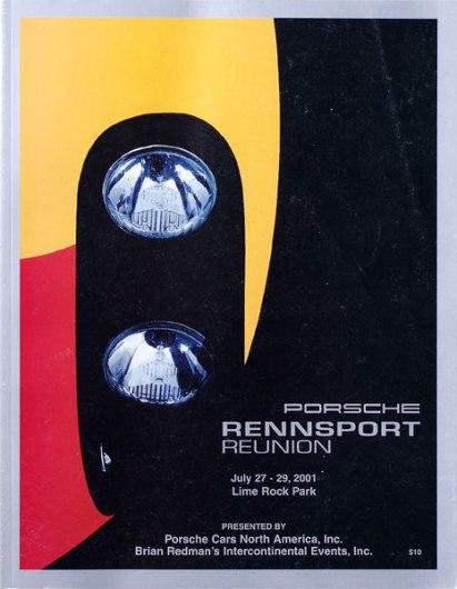 Porsche Rennsport Reunion I Poster