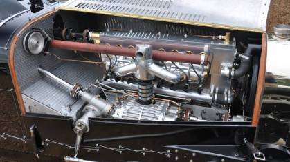Pur Sang Bugatti Type 35B Engine