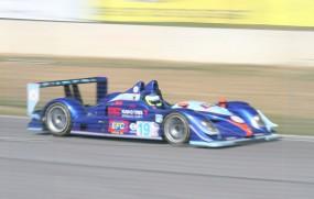 SR9 Radical at speed