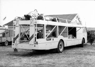 Reventlow Scarab Transporter in period