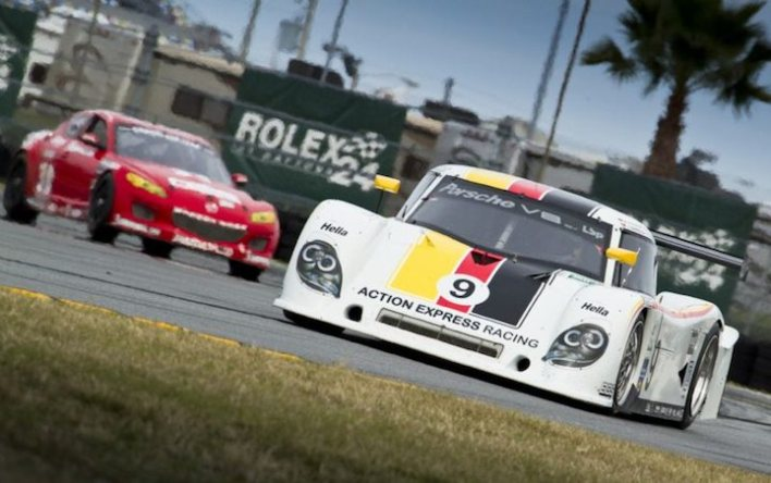 Winning Action Express Motorsports Riley Porsche