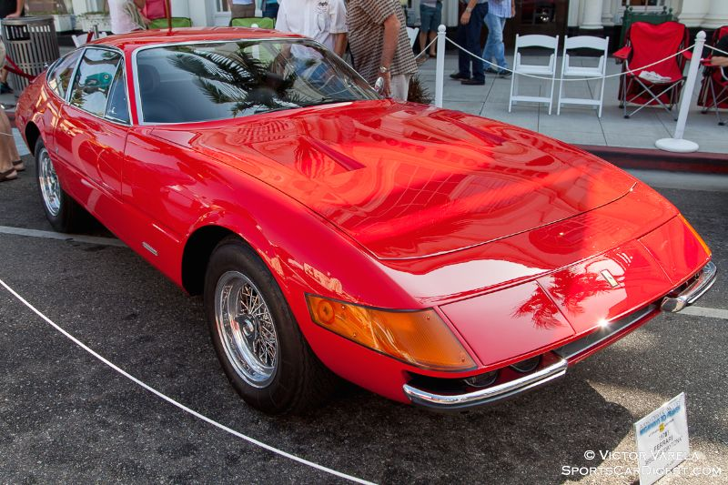 Paul Colony's 1971 Ferrari 365 GTB/4