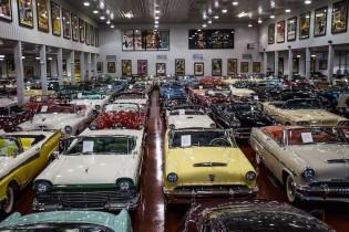 Rogers Classic Car Museum