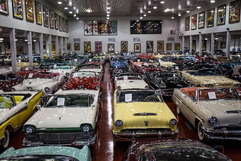 Mecum Rogers Classic Car Museum 2015 Auction Results