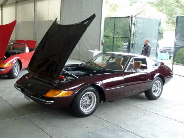 1972 Ferrari 365 GTB/4 Daytona Berlinetta