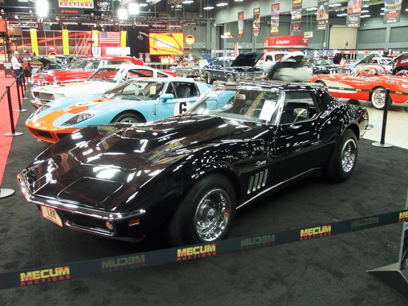 Mecum Austin 2014 - Auction Report