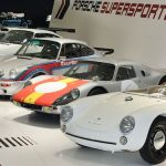 60 Years of Super Sports Cars at Porsche Museum