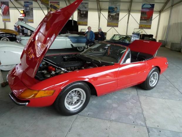 1973 Ferrari 365 GTB/4 Daytona Spyder Conversion