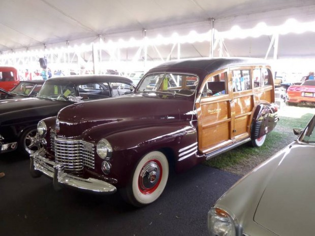 1941 Cadillac Series 61 Estate Wagon