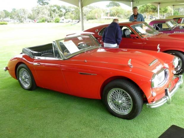 1964 Austin-Healey 3000 Mk III Phase 2 Convertible