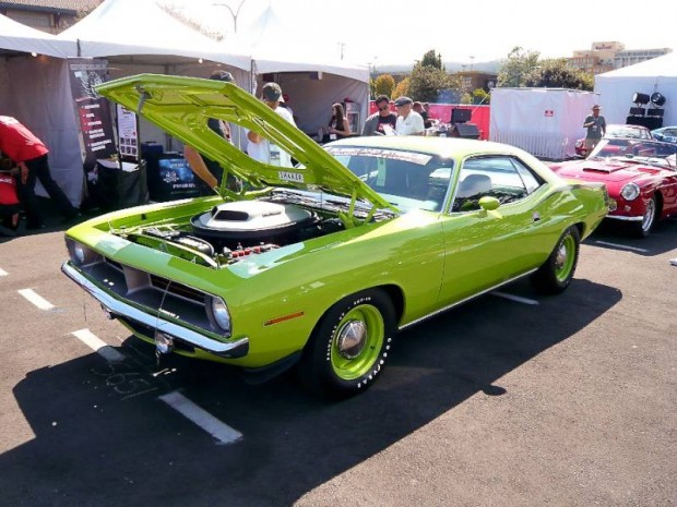 1970 Plymouth 'Cuda Hemi Hardtop