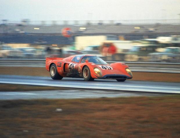 Chevron B16 at 24 Hours of Daytona