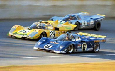 1971 Daytona 24 Hours