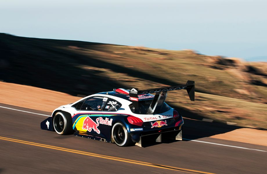 Pikes Peak Hill Climb 2013 Photos Results Report