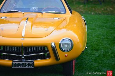 1952 Pegaso Z-102 BS 2.5 Cupula Coupe