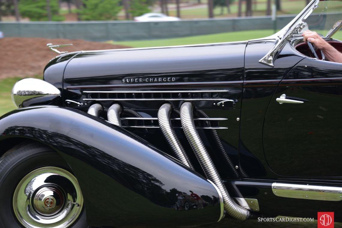 1928 Auburn 8-88 Boattail Speedster