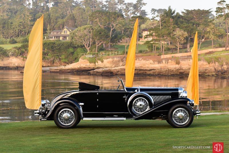 1930 Duesenberg J Murphy Convertible Coupe