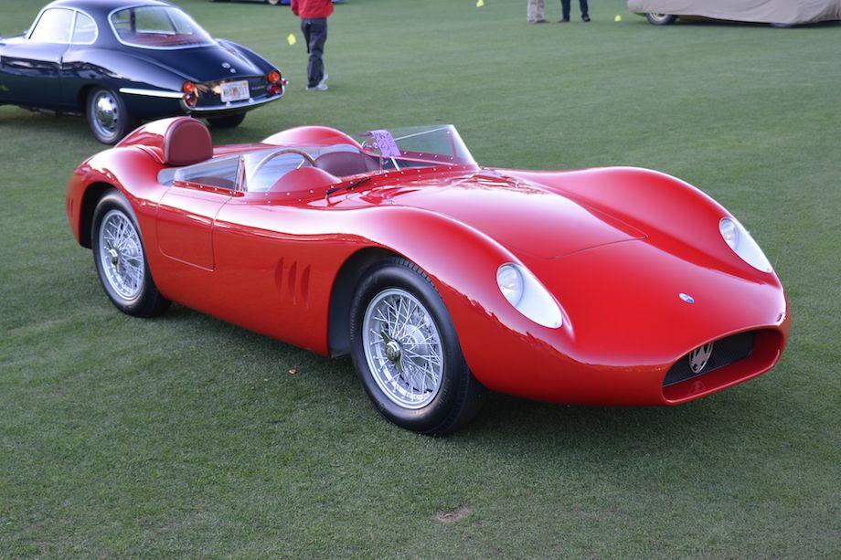 1957 Maserati 200SI